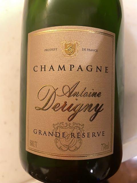 Antoine Derigny Grande Réserve Brut