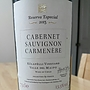 Tesco Finest Reserva Especial Kulapelli Vineyard Cabernet Sauvignon Carmenere(2013)