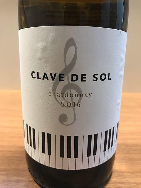 Clave de Sol Chardonnay