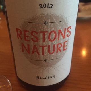 Restons Nature Riesling