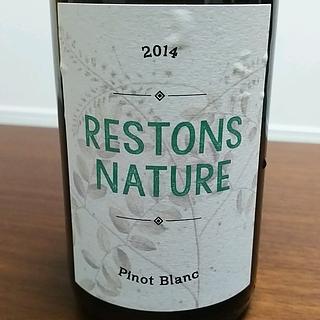 Restons Nature Pinot Blanc