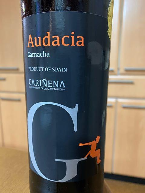 Audacia Garnacha (Cariñena)