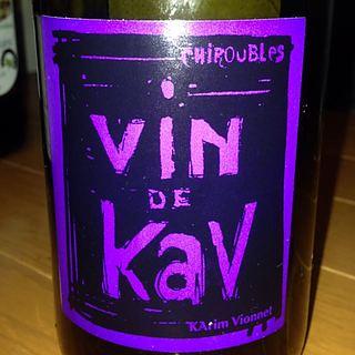 Karim Vionnet Vin de Kav