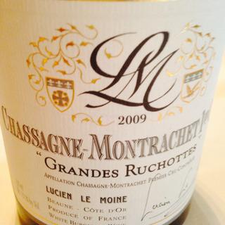 Lucien Le Moine Chassagne Montrachet 1er Cru Grandes Ruchottes