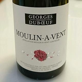 Georges Duboeuf Moulin à Vent