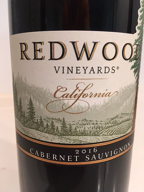 Redwood Vineyards Cabernet Sauvignon
