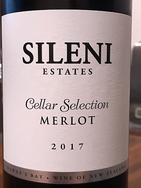 Sileni Cellar Selection Merlot