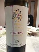 サン・マルツァーノ イル・プーモ プリミティーヴォ(2019)