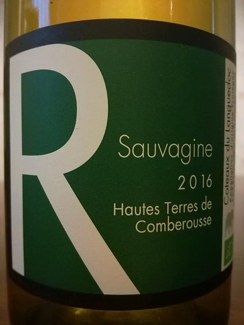 Hautes Terres de Comberousse Sauvagine(オート・テール・ドゥ・コンブルス ソーヴァジン)