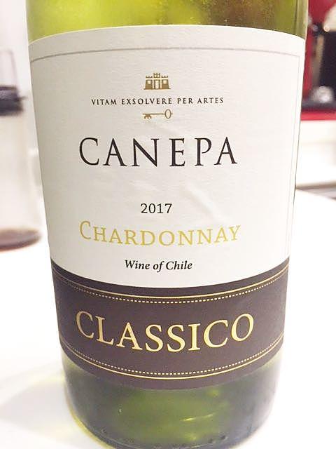 Canepa Classico Chardonnay(カネパ クラッシコ シャルドネ)