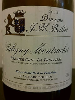 Dom. J. M. Boillot Puligny Montrachet 1er Cru La Truffière