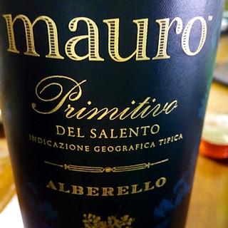 Mauro Primitivo Alberello
