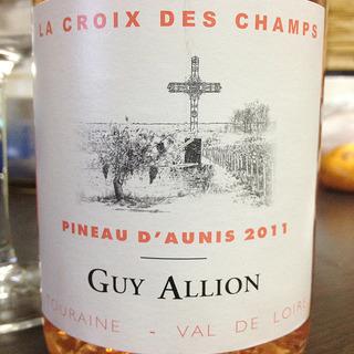 Guy Allion La Croix des Champs Pineau d'Aunis