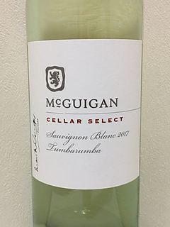 McGuigan Cellar Select Sauvignon Blanc(マクギガン セラー・セレクト ソーヴィニヨン・ブラン)