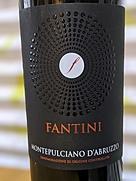 ファンティーニ モンテプルチャーノ・ダブルッツォ(2018)