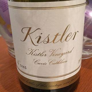 Kistler Kistler Vineyard Cuvée Cathleen Chardonnay(キスラー キスラー・ヴィンヤード キュヴェ・キャスリーン シャルドネ)