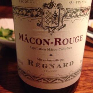 Régnard Mâcon Rouge
