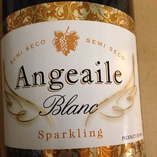 Angeaile Sparkling Blanc Semi Seco