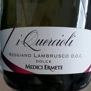 Medici Ermete i Quercioli Lambrusco Reggiano Dolce