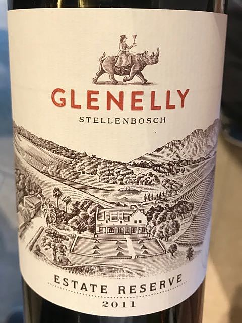 Glenelly Estate Reserve (Grand Vin) Red(グレネリー エステート・リザーブ (グラン・ヴァン) レッド)
