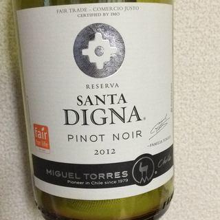 Santa Digna Reserva Pinot Noir