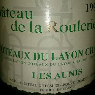 Ch. de la Roulerie Coteaux du Layon Chaume Les Aunis