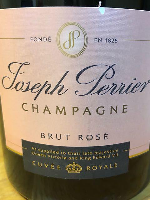 Joseph Perrier Cuvée Royale Brut Rosé