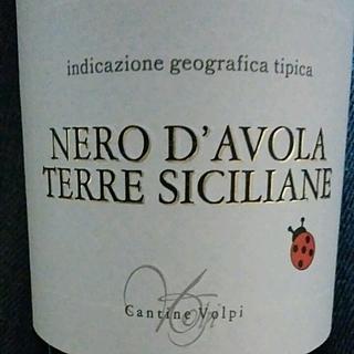 Cantine Volpi Nero d'Avola Sicilia
