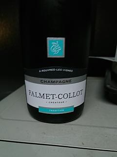 Falmet Collot Brut Tradition(ファルメ・コロ ブリュット トラディション)