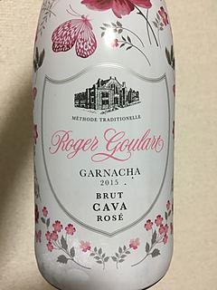 Roger Goulart Flower Edition Cava Rosé Brut Elegante Garnacha