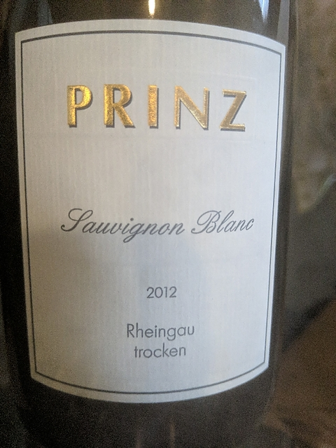Prinz Sauvignon Blanc trocken