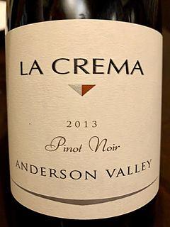 La Crema Anderson Valley Pinot Noir