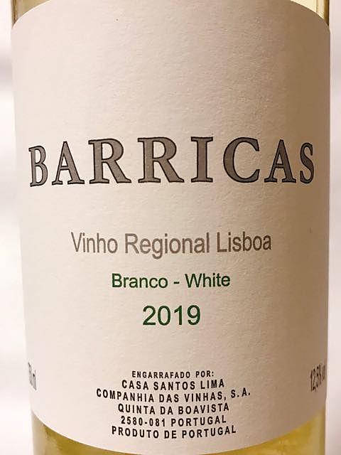 Casa Santos Lima Barricas Branco
