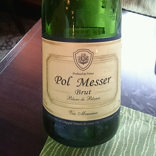 Pol Messer Brut