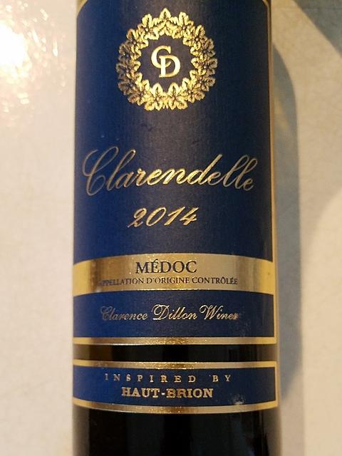 Clarendelle Médoc Rouge(クラレンドル メドック・ルージュ)