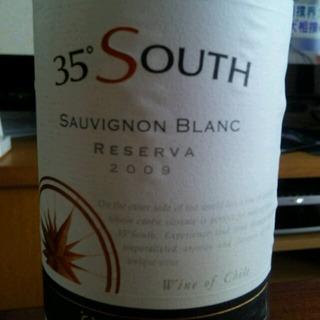 35° Sur (South) Sauvignon Blanc Reserva
