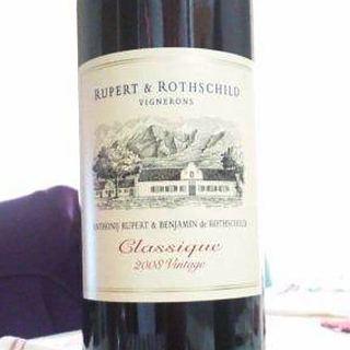 Rupert & Rothschild Classique 2008(ルパート&ロートシルト クラシック)