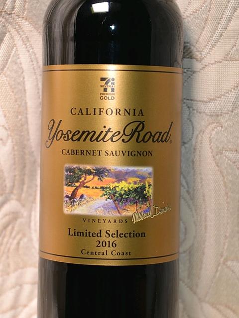 Yosemite Road Limited Selection Cabernet Sauvignon(ヨセミテ・ロード リミテッド・セレクション カベルネ・ソーヴィニヨン)