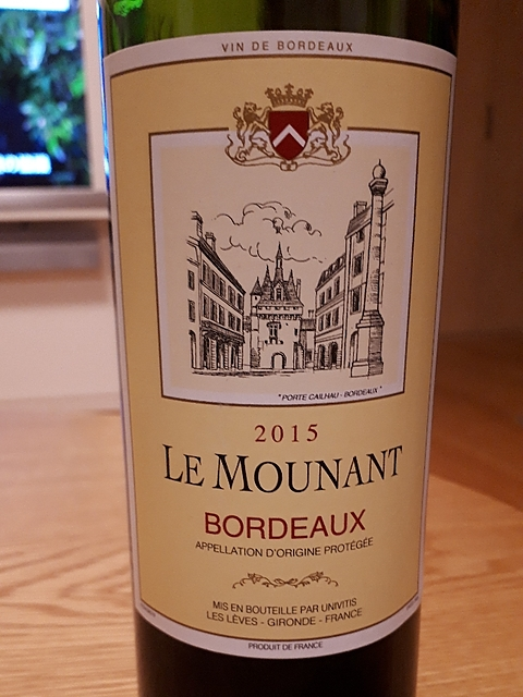 Le Mounant Bordeaux
