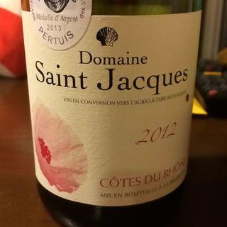 Dom. Saint Jacques Côtes du Rhône(ドメーヌ・サン・ジャック コート・デュ・ローヌ)
