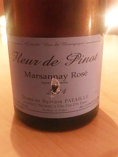 Dom. Sylvain Pataille Marsannay Rosé