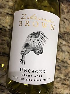 Z. Alexander Brown Uncaged Pin...