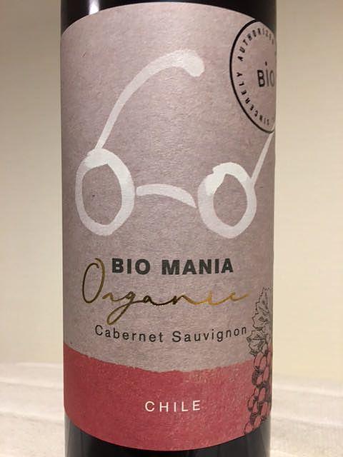 Bio Mania Organic Chile Cabernet Sauvignon
