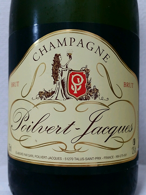 Champagne Poilvert Jacques Brut