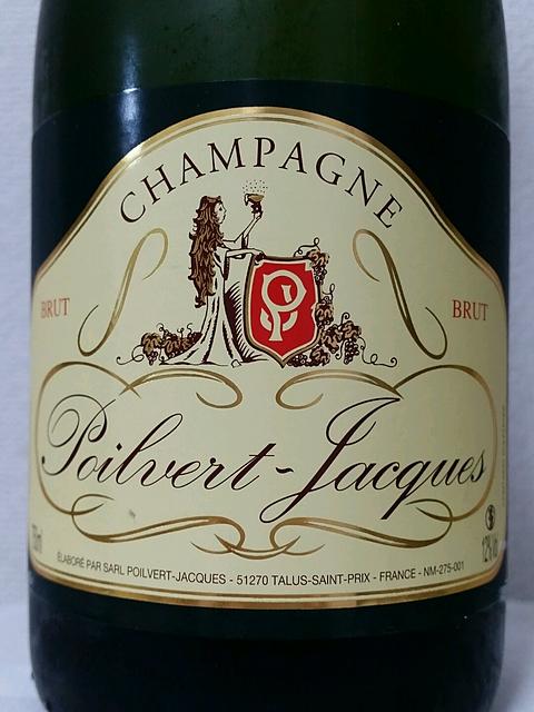 Champagne Poilvert Jacques Brut