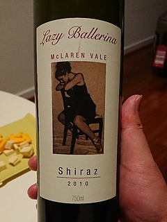 Lazy Ballerina Shiraz
