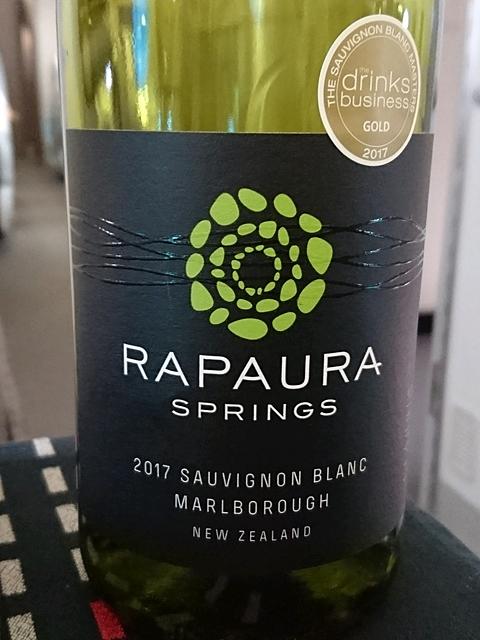 Rapaura Springs Sauvignon Blanc(ラパウラ・スプリングス)