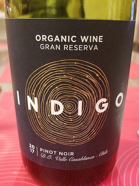 Indigo Gran Reserva Pinot Noir