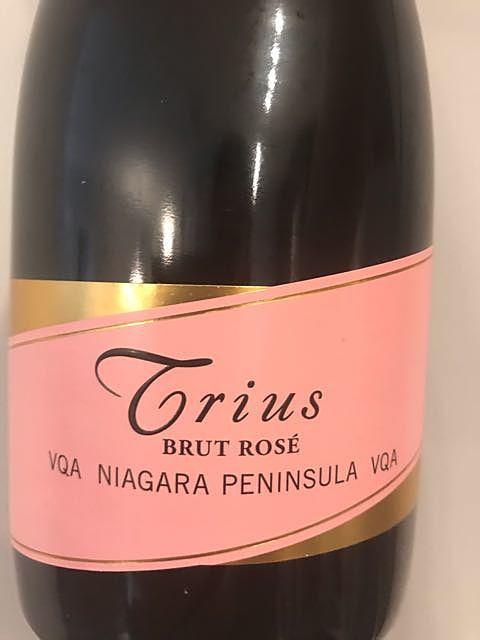 Trius Brut Rosé(トリウス ブリュット ロゼ)