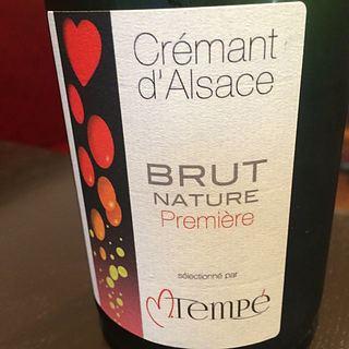 Marc Tempé Crémant d'Alsace Brut Nature Première